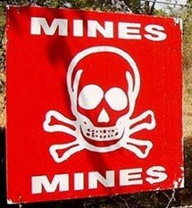 Giornata internazionale contro le mine