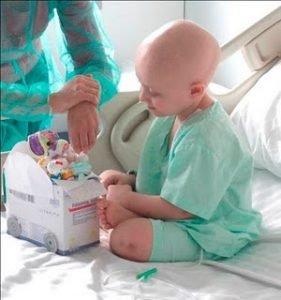 Giornata mondiale contro il cancro infantile