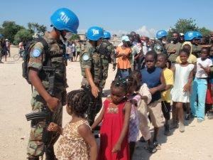 Giornata internazionale dei Peacekeeper