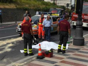 Giornata mondiale delle vittime della strada