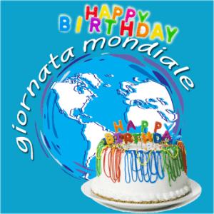 L'anniversario di Giornata Mondiale