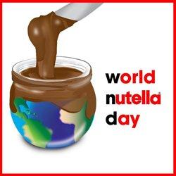 Giornata mondiale della Nutella