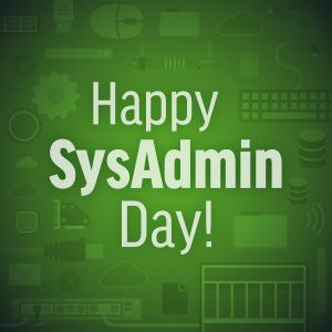 Giornata dell'Amministratore di Sistema